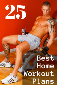 25 top home workout plans