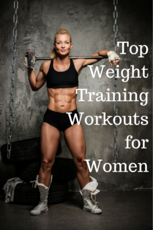 Top weight training workouts for women