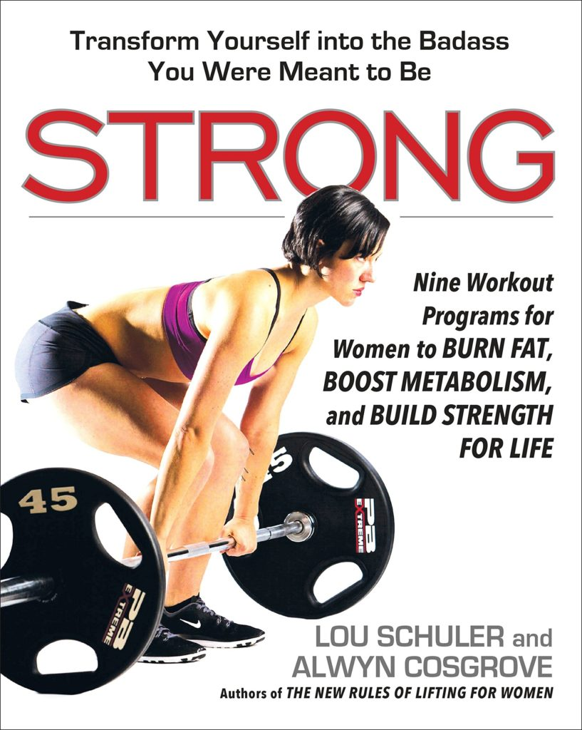 Weight lifting workout plans for women